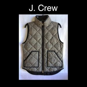 Adorable J. Crew Vest  Size Small. Ships same day.